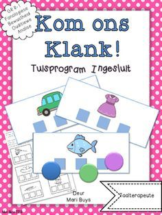 Afrikaans Kom Ons Begin Klank! by SpraakBorrel Primary School Education, Kids Education, Infant Activities, Preschool Activities, Teaching Kids, Kids Learning, Grade R Worksheets, Afrikaans Language, K Om