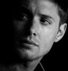I gotta admit that I started liking Jensen Ackles on Days of Our Lives.  I LOVE him on Supernatural.