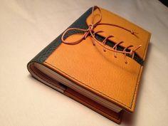 Italian Leather Book cover - Raceup