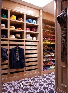 Kelly Wearstler #closet