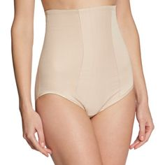 Miraclesuit Women's Classic High Waist Brief Plain Shaping Control Knickers, Beige (Nude), Size 16 (Manufacturer Size: X-Large) Miraclesuit http://www.amazon.co.uk/dp/B00382HVEU/ref=cm_sw_r_pi_dp_.taevb0S0QRB3