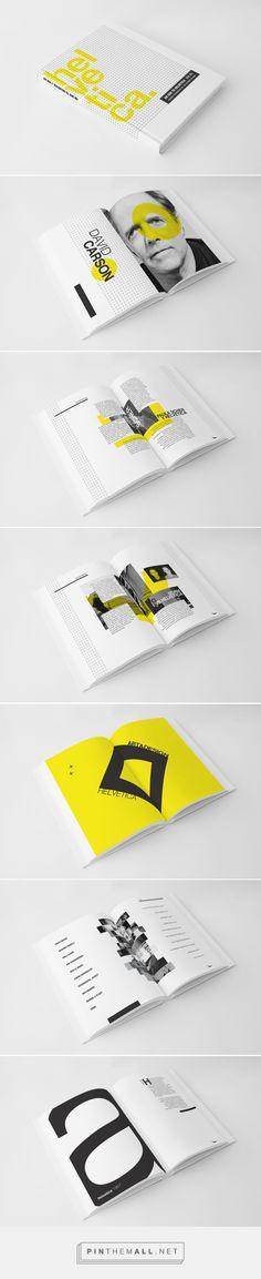 Helvetica [An Ode To Helvetica] on Behance - created via http://pinthemall.net
