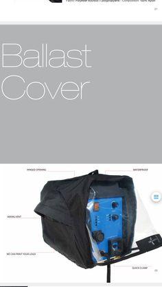 Ballast Cover