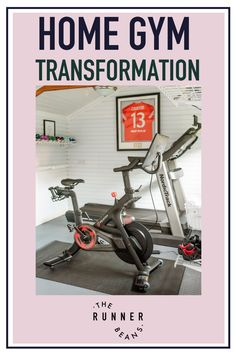 """""""A home gym doesn't need to be a luxury anymore. Here's how you can transform a piece of your home into a home gym  #homegym #homegymideas #homegymideassmall #homegymtransformation #therunnerbeans """" Running Workout Plan, Speed Workout, Running Tips, Running Humor, Full Body Workout At Home, Hiit Workout At Home, At Home Workouts, Beginners Cardio, Gym For Beginners"""