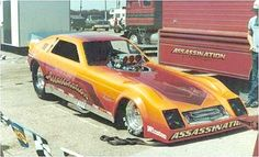 CHARGER FUNNY CAR 3