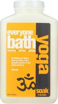 Eo Products Everyone Bath Soak - Geranium And Sweet Orange - 30 Oz