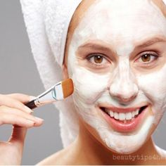 Baking Soda Orange Juice Mask {Acne Treatments}. Do you have acne and/or blackheads? This DIY facial mask is sure to help with natural ingredients you probably already have in your home! Mix 1 tsp. baking soda 1 tsp. OJ, brush on face, leave for 10 min., moisten fingers scrub ask in circular motion to exfoliate. Rinse well. (original post said leave on 20 minutes, changed to 10 from comments below)