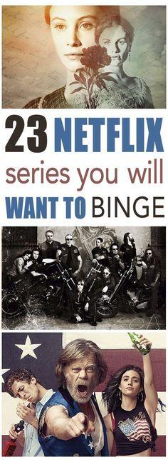 New list of series t