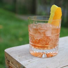Calvados Old Fashioned 2 ounces of Calvados ½ ounce of honey syrup 2 dashes of orange bitters 2 dashes of Angostura Garnish with a big twist each of orange and lemon peel