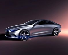 Mercedes-Benz CLS rendering by designer Slavche Tanevski @slavchet #mercedes #cardesign #automotivedesign #vehicledesign #cardesignsketch #carrender #design #sketch #sketchoftheday #cardesigner #render #sketches #sketching #cardesignrendering #carsketch #rendering #carstagram #instacar #cars #carsofinstagram #picoftheday #formtrends #car #cardesignpics #mercedesbenz #mercedescls