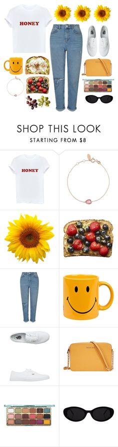 """Bill Murray"" by auntieblazer ❤ liked on Polyvore featuring Miss Selfridge, Disney, Könitz, Vans and Michael Kors"