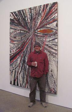 Studio's Mark Grotjahn