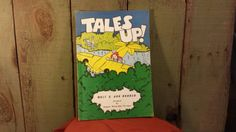 """Tales Up! by Walt and Ann Bohrer & Douglas """"Wrong Way"""" Corrigan 1971 by 3OaksTreasure on Etsy"""