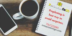 Order Food Online, Weekend Plans, Sunday, Lunch, Restaurant, App, How To Plan, Dinner, Tableware