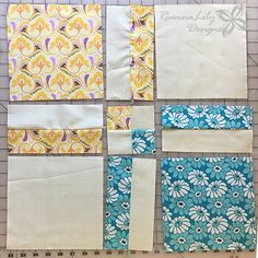 Precut quilt patterns - Disappearing With Layer Cakes by – Precut quilt patterns Layer Cake Quilt Patterns, Layer Cake Quilts, Easy Quilt Patterns, Layer Cakes, Poke Cakes, 9 Patch Quilt, Quilt Blocks, Quilt Kits, Homemade Quilts
