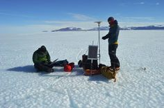 March 11, 2016 NASA Tracking the Influence of Tides on Ice Shelves In Antarctica people and equipment on the ice http://www.nasa.gov/feature/goddard/2016/nasa-tracking-the-influence-of-tides-on-ice-shelves-in-antarctica