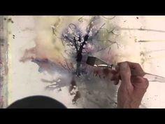 Experimental Watercolour Workshop - YouTube