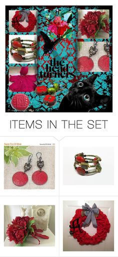THE HEAD TURNERS - EtsyTeamUnity by rescuedofferings on Polyvore featuring art, integrityTT, EtsySpecialT and EtsyTeamUnity