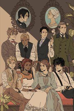 The last hours by Cassandra Jean Cassandra Jean, Cassandra Clare Books, Anime Angel, Bts Anime, Jace Lightwood, Animé Fan Art, Clockwork Angel, Cassie Clare, Fanart