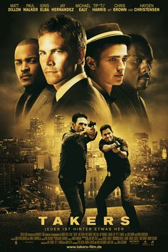 Watch Takers Full Movie Online