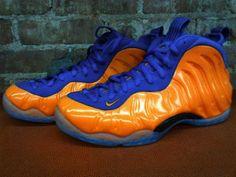 """Nike Air Foamposite """"Knicks"""""""