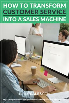 How To Transform Customer Service Into A Sales Machine - Customer Service - Ideas of Selling A Home Tips - How To Transform Customer Service Into A Sales Machine Customer Service Jobs, Customer Service Representative, Sales Skills, Cold Calling, Computer Service, Sales Tips, Truth Of Life, Competitor Analysis, Job Search