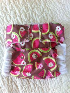 Fralda de pano / cloth diaper