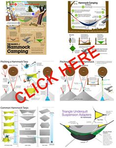 Planet Hammock Camping Infographic!