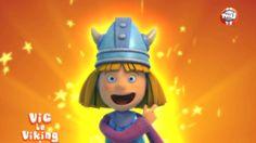 Vic le Viking - Clip Vic Le Viking, Princess Peach, Fictional Characters, The Vikings, Fantasy Characters