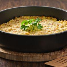 Breaded Potato Casserole