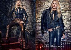 Coleccionista de Imagenes: Steven Klein y Lara Stone párr Calvin Klein Jeans