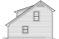Country Plan: 342 Square Feet, 1 Bedroom, 1 Bathroom - 5633-00242