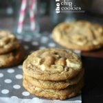 The Best White Chocolate Chip Cookies | cookies and cups.   Made these yesterday & they are to die for!! Super simple too!