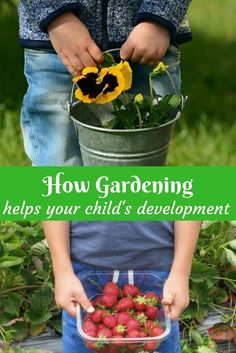 Here's How Gardening Can Help Your Child's Development | The Diary Of A Jewellery Lover