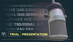 Trial Presentation Podcast Interview with Diarmuid Truax