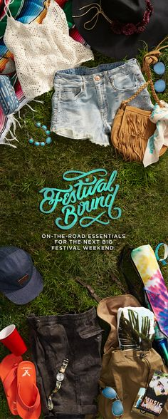 Are You Festival Ready? | American Eagle