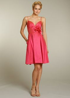 Jim Hjelm Occasions for JLM Couture-bridesmaid dress