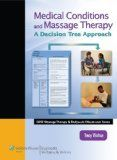 Book Jacket for: Medical conditions and massage therapy : a decision tree approach