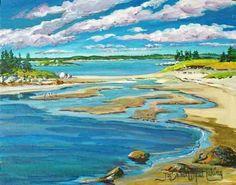 Carter's Beach 2 | Joy Laking Gallery