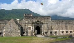 Brimstone Hill Fortress National Park - Sights