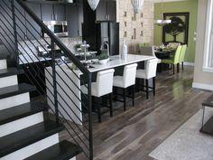 mannington chateau dusk Kitchen, Foyer and hallway flooring Hallway Flooring, Wooden Flooring, Concrete Floors, Vinyl Flooring, Laminate Flooring, Kitchen Flooring, Flooring Ideas, Model Homes, Great Rooms