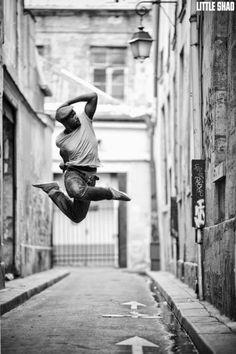 Danse, de rue ^^