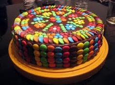 1000 images about tortas faciles on pinterest kid cakes for Tortas decoradas sencillas