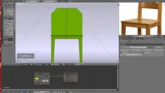 Blender 3d videotutorial n#8: knife tool to refine your project