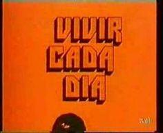 """Cabecera de """"Vivir Cada Día"""" (TVE ANOS 80) fue un programa de televisión dirigido por el periodista José Luis Rodríguez Puértolas y que se emitió por Televisión española entre 1978 y 1988."""