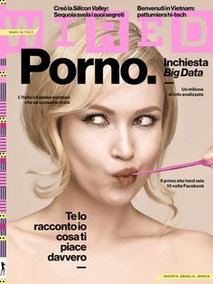 Porno online e Pig Data, Wired di settembre è in edicola - Wired