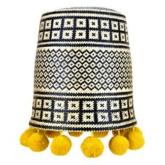 Mood Lamps, Silver Logo, Pet Bottle, Pom Pom Hat, Weaving Techniques, Lampshades, Wicker, The Incredibles, Yellow