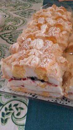 Kardinal Schnitte Biscuits, The Best, Food And Drink, Bread, Desserts, Gallery, Deserts, Amigurumi, Pies