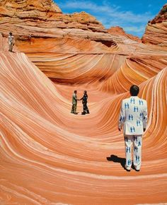 Pink Floyd, The Wave by Storm Thorgerson