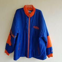 Vintage Florida Gators Jacket XL Pro Player Coat University UF NCAA   ProPlayer  FloridaGators   05412bd7b